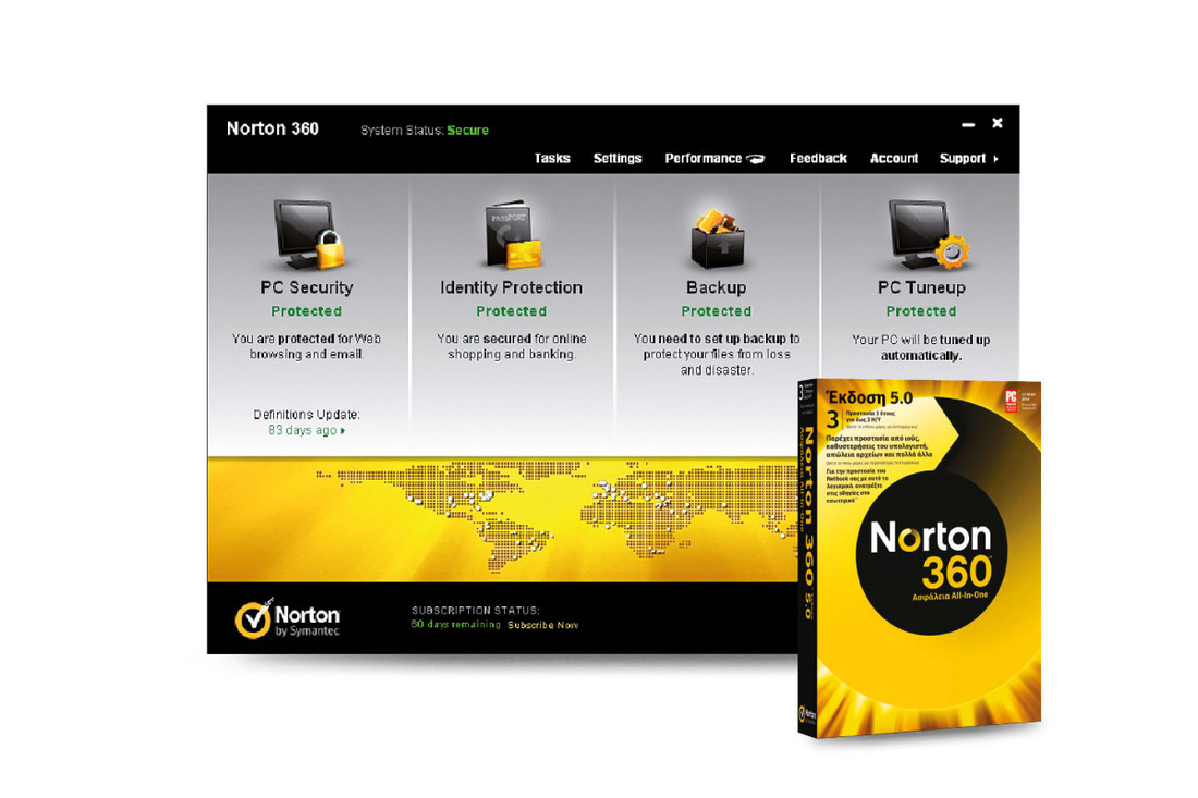 norton antivirus 360